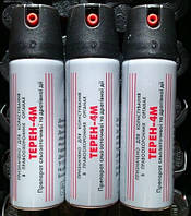 Газовый баллончик Терен 4 для самообороны