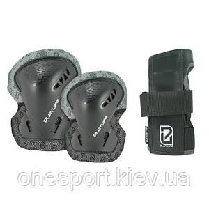 PWR 14 захист 880001 PLAYLIFE ADULT Tri-Pack Grey L (коліно, лікоть, запясток) (код 125-61769)