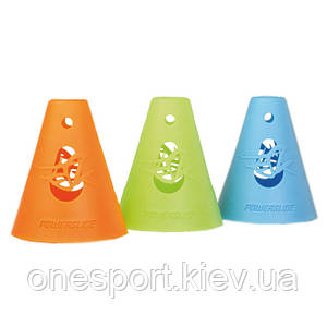 PWR 14 конуси 908009 POWERSLIDE CONES, orange, 10-Pack (код 125-61812)