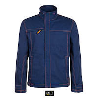 Куртка рабочая FORCE PRO, сверхпрочная, 300 г/м.кв, 65% ПЭ, 35% ХБ