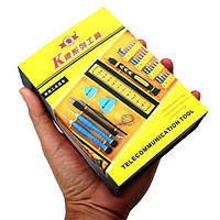 Набор отвёрток с гибким переходом K-Tools 1252 (38 предметов)