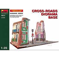 MA36013 Cross-roads diorama base (код 200-106804)