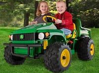 Детский электромобиль «John Deere Gator HPX» Peg Perego, фото 1