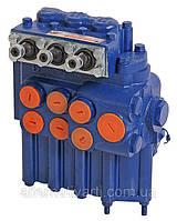 Гидрораспределитель Р80-3/4-222Г под новый с гидрозамком