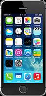 """1:1 копия iPhone 5S, емкостной мультитач 4"""", 1 SIM, Wi-Fi, 8 Гб. Заводская сборка!, фото 1"""