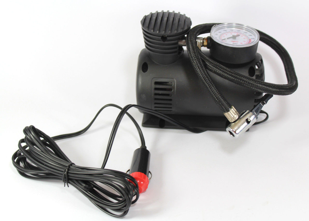 Автомобильный компрессор Air Pomp Ji030 - Интернет магазин «Наш базар» быстро, доступно и качественно в Киеве
