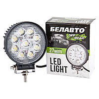 Дополнительная фара LED Belavto of Road BOL 0903 Spot (дальний)