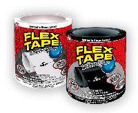 Сверхпрочная  клейкая пленка, прочная на разрыв Flex Tape