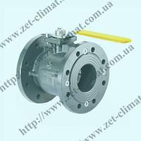 Кран IVR 82 Ду 20 - Ду 150 фланцевый чугунный (газ)