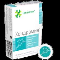 Хондрамин (оригинал) биорегулятор хрящевой ткани Цитамины