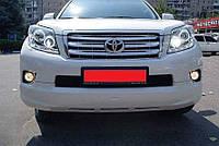 Решетка радиатора Toyota Land Cruiser Prado 150 2009-2013 стиль Elford