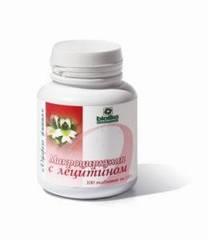 Микроциркулин з лецитином (Таблетки) 60 таблеток