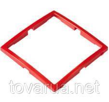 Рамка декоративная - цвет: красный