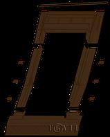 Roto Designo Гидроизоляционный оклад, фото 1