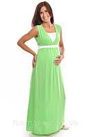 Сарафан длинный для беременных и кормящих мам