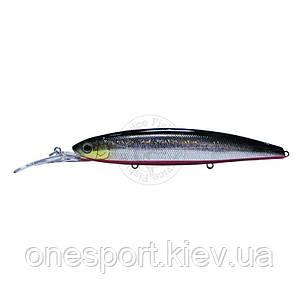Воблер DEPS BALISONG MINNOW 130SF LONGBILL цвет №37 Redbelly Shiner (код 163-317301)