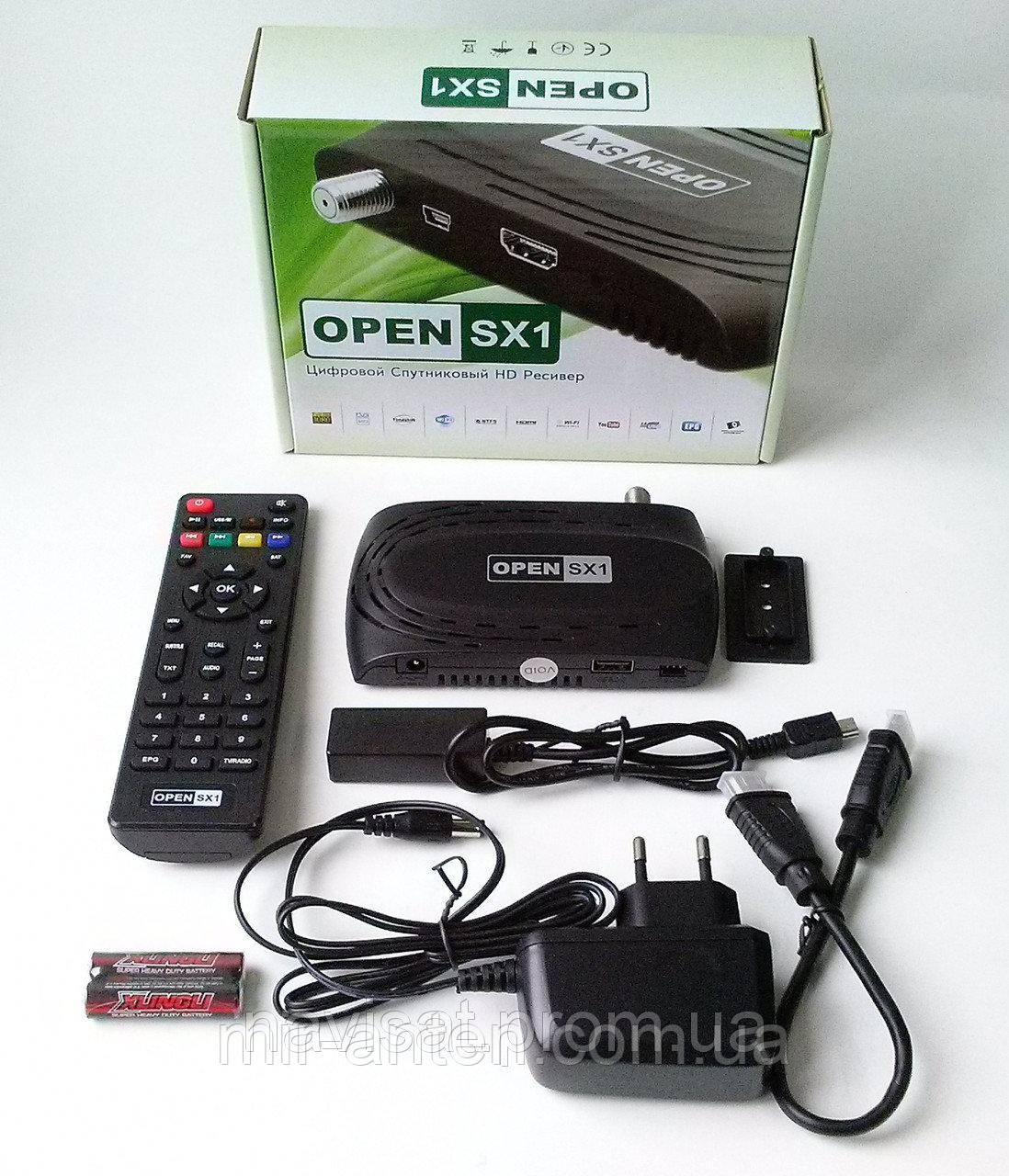 Спутниковій ресивер Open (Openbox) SX1 HD