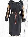 """Платье с поясом,вышивка """"Старовинне"""" , фото 4"""