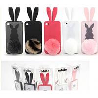 Чехол для iPhone 4 — Заячьи Ушки