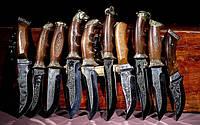 Ножи: виды, конструкция