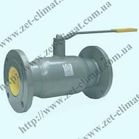 Кран шаровой LD фланцевый полнопроходной стальной Ду 40 - Ду 250