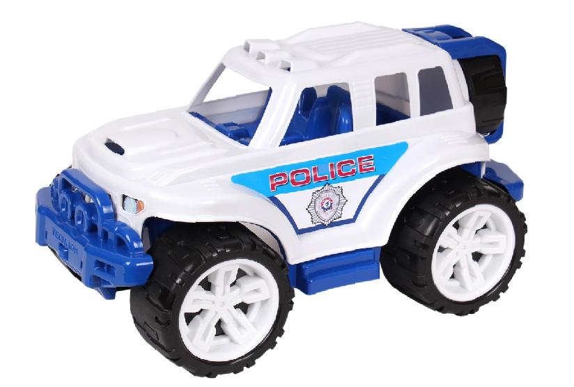 Детская полицейская машинка Технок 4630