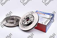 Диск тормозной передний Lanos Ланос, Sens Сенс, Nexia Нексия (R14) кат№ AT 1078-200BD. 90250546 производство: AT