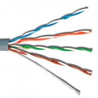 Finmark UTP CAT5e PVC (Cu) витая пара для внутренней прокладки