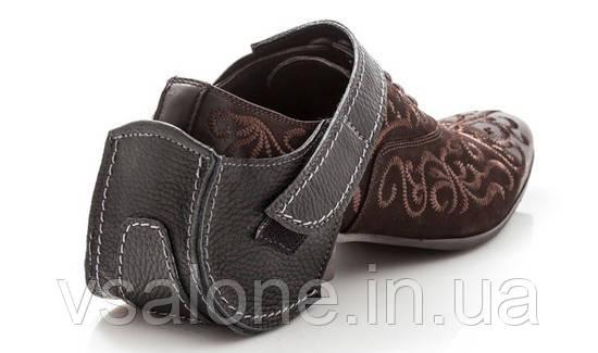 Автопятка для защиты обуви мужская