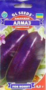 Баклажан Алмаз 0,5г  (GL seeds)