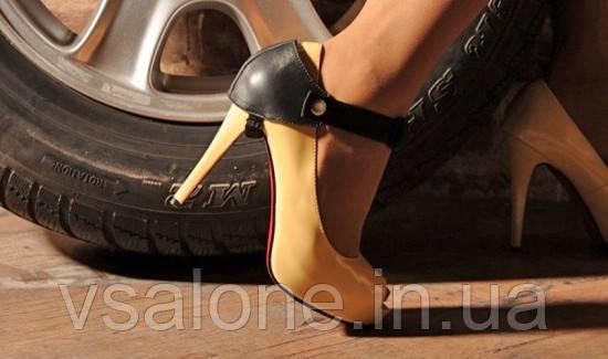 Автопятка для защиты обуви женская - Интернет-магазин vSalone в Киеве