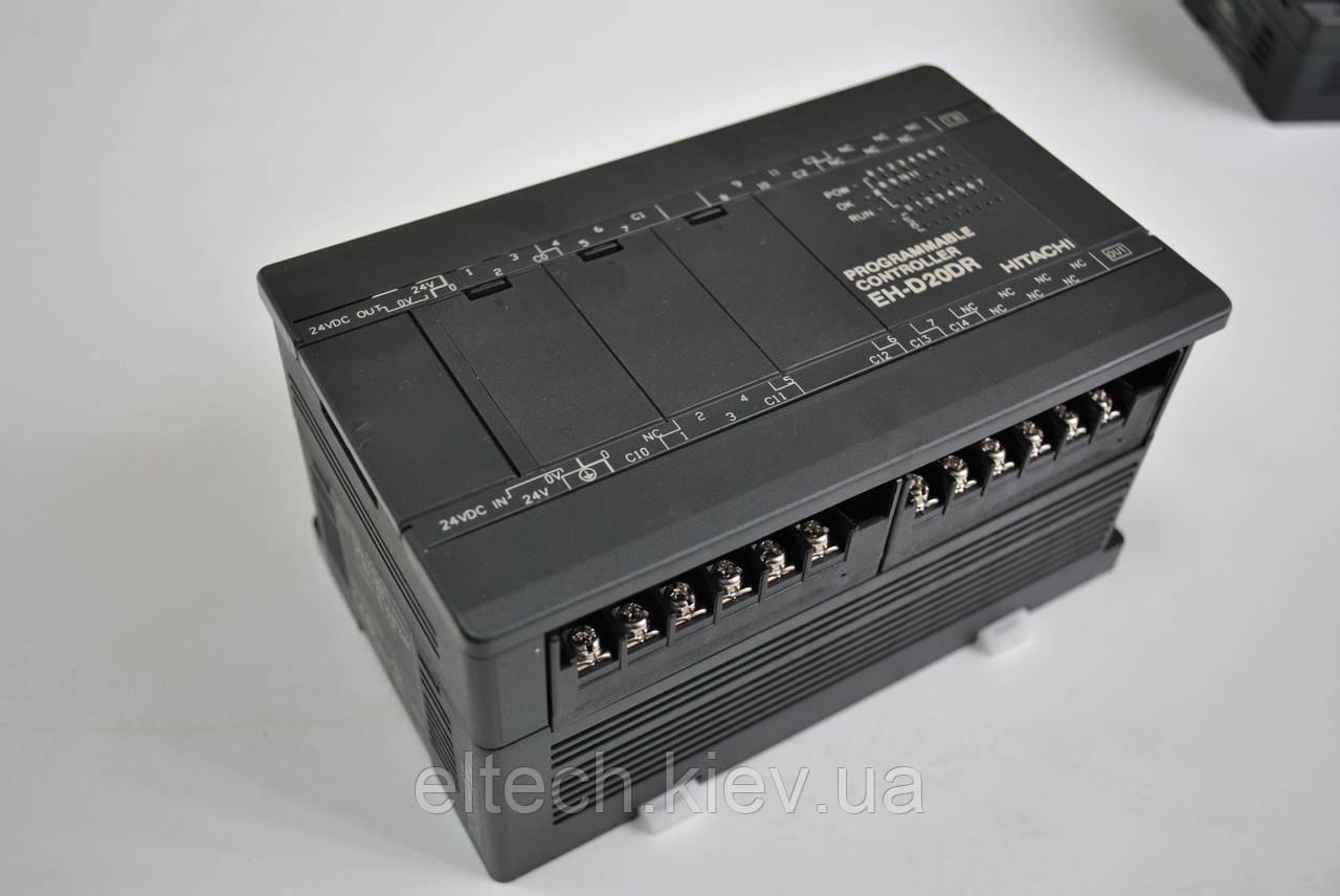 Программируемый контроллер EH-D10DR (процессорный модуль)