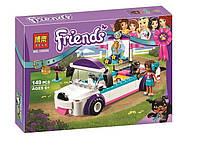 Конструктор Bela серия Friends / Подружки 10606 Парад щенков (аналог Lego Friends 41301)