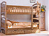 Виготовленння ліжка двоярусного