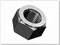 Гайка шестигранная из нержавеющей стали, DIN 2510