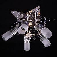 """Люстра """"космос"""" с LED подсветкой на пульте управления. P6-6444\6"""