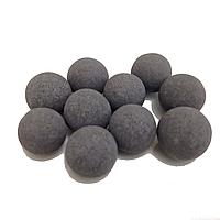Tourmaline mineral ball, минеральный шар для креветок