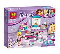 Конструктор Bela 10604 серия Friends / Подружки Дружеские пирожные Стефани (аналог Lego Friends 41308)