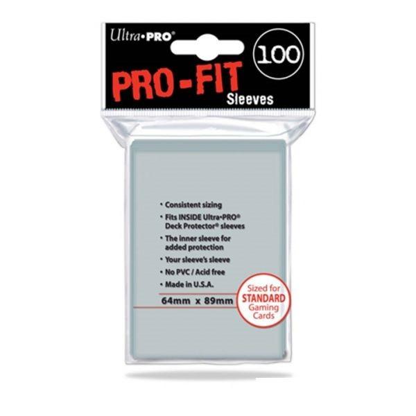 Протекторы для карт ULTRA PRO 100 шт. (64 х 89 мм)
