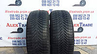 Шины б/у зимние 225 55 R16 Michelin Alpin A4