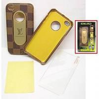 Чехол IPhone 4G KING PAD A-TOM Louis Vuitton