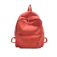 Женский спортивный рюкзак красный 1450, фото 1