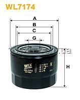 Фильтр масляный WIX WL7174 (OP619)