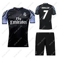520573fc1483 Футбольная форма детская Реал Мадрид Роналдо №7. Резервная форма 2017  Детская, Полиэстер,