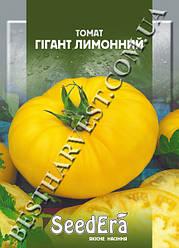Семена томата «Гигант Лимонный» 3 г
