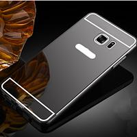 Чехол-бампер c зеркальной задней крышкой  для Samsung J5 (2016) 510H