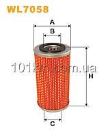 Фильтр масляный WIX WL7058 (OM590)