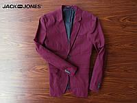 Красивый и качественный мужской пиджак линейки премиум от Jack&Jones (50/L)