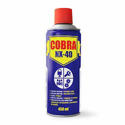 МНОГОФУНКЦИОНАЛЬНЫЙ СПРЕЙ COBRA (NX45400) 450 мл.