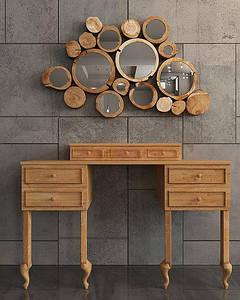 Дамский столик Timber